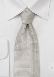 Auffallende Herren-Schleife monochrom rauchblau