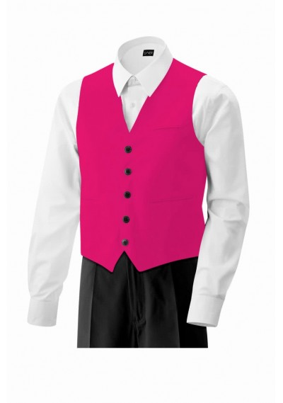 Einstecktuch große Pünktchen grau schwarz -