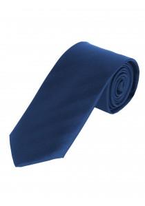 - Clipkrawatte unifarben königsblau