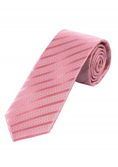 Schwarze Clipkrawatte Polyester -