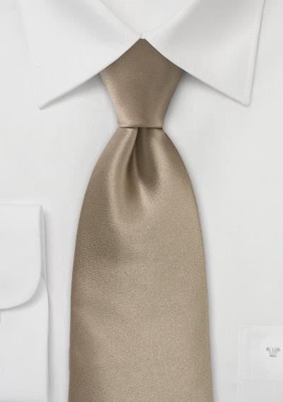 Pochette Seide weiß -