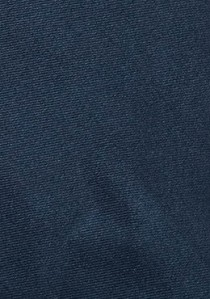 Krawattenschal Blumenmuster dunkelblau