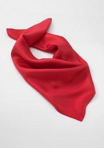 Ziertuch aus Kunstfaser in sandfarben -