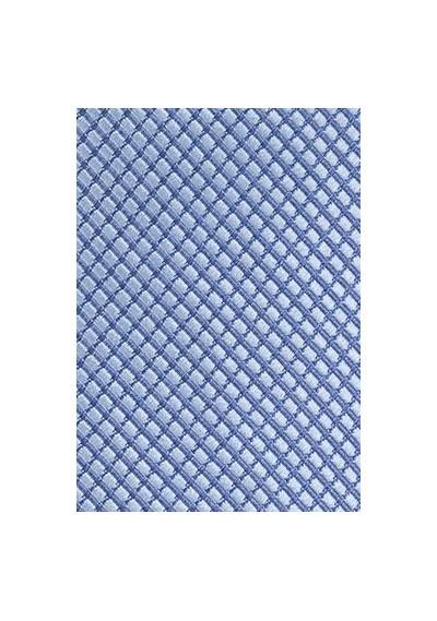 Mikrofaser-Krawatte monochrom altsilber -
