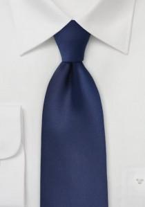 Krawatte zart strukturiert petrol