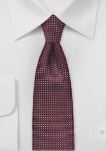Damenschal in opalisierendem rot - Damenschal