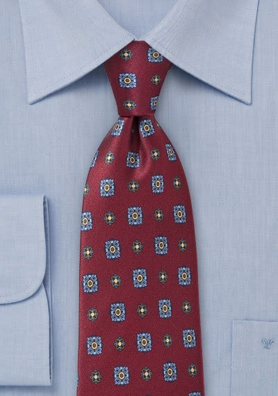 Anwaltskrawatte Luxury in weiß -