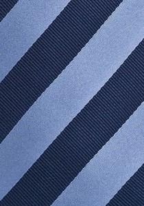 Krawatte schwarz matt