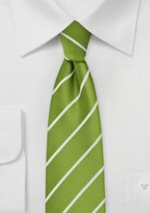 - Moulins Krawatte in hellrot