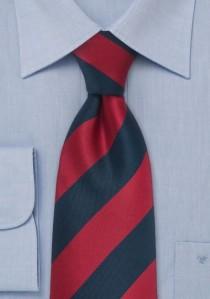 Mikrofaser-Krawatte unifarben grün