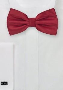 Mikrofaser-Krawatte monochrom Braun