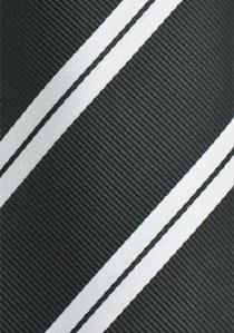 - Clip-Krawatte in bordeaux