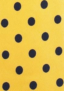 Herrenkrawatte mit Gummizug in giftgrün - Krawatte