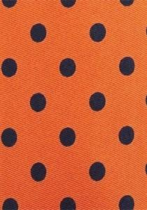 Krawatte mit Gummizug in anthrazit - Krawatte