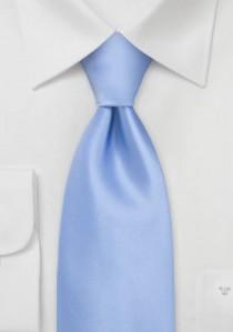 - Clip-Krawatte in reinweiß