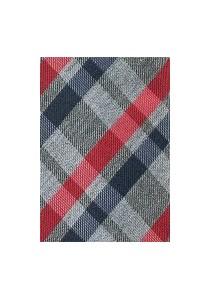 - Orleans Krawatte Struktur Beige/Gold