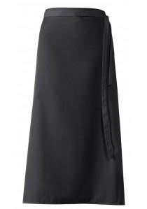 - Krawattenschal marineblau Blumenmuster