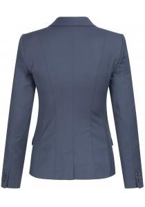 - Krawattenschal rot dunkelblauKaromuster