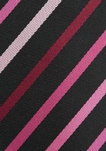 - Clip-Krawatte Paisleys beige himmelblau