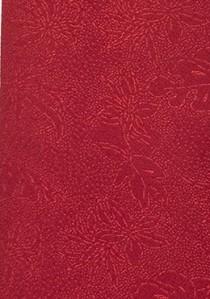 Herren-Schleife schwungvolles Paisleymotiv orange